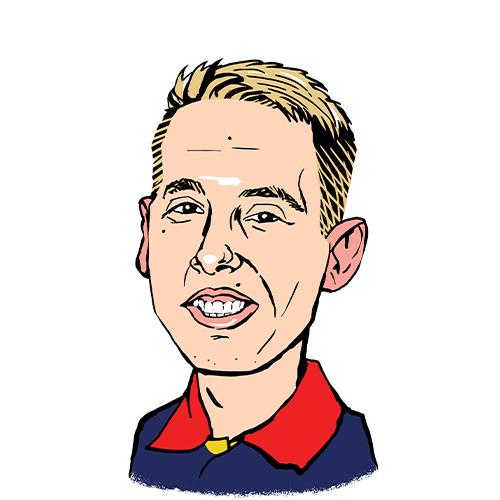 Chris Smith A.C. Wilgar installer caricature