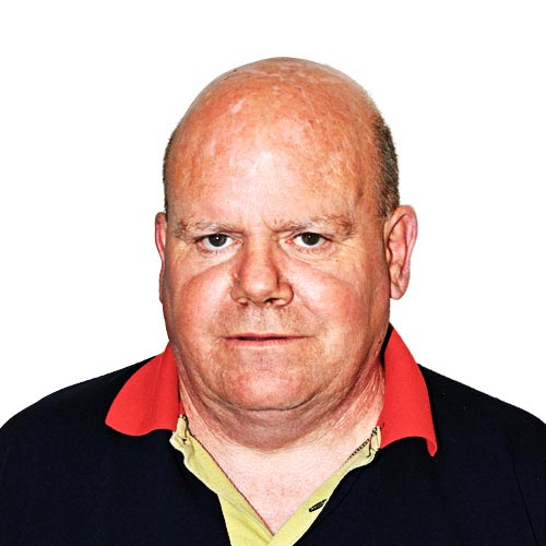 Paul Conneely A.C. Wilgar heating supervisor