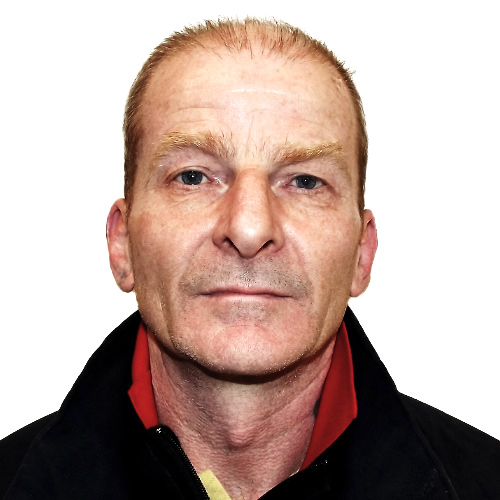 Rob Betts A.C. Wilgar driver and handyman