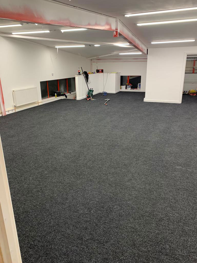 A.C.Wilgar's newly refurbished commercial unit in the heart of Orpington 1