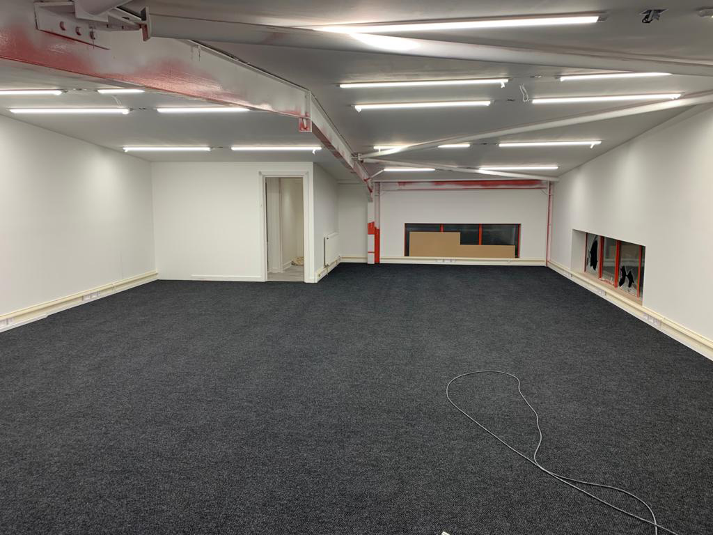 A.C.Wilgar's newly refurbished commercial unit in the heart of Orpington 2