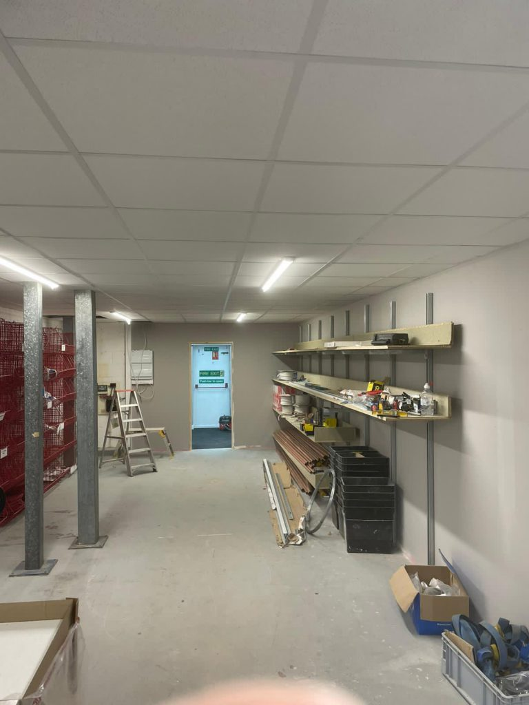 A.C.Wilgar's newly refurbished commercial unit in the heart of Orpington 3